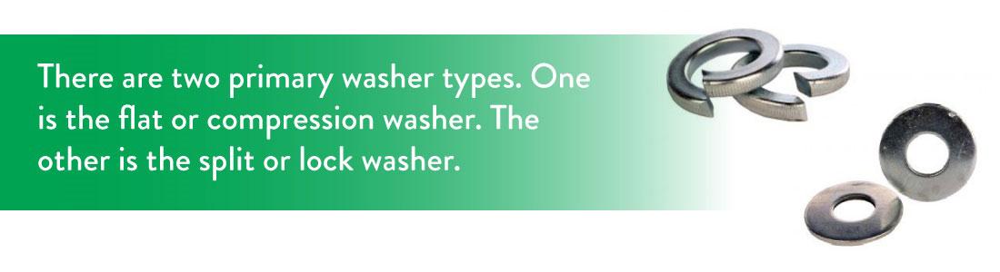Flat vs Lock Washers